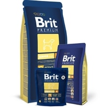 Brit Premium Dog Junior M 1kg
