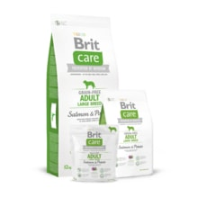 Brit Care Dog Grain-free Adult Large Breed Salmon & Potato 1