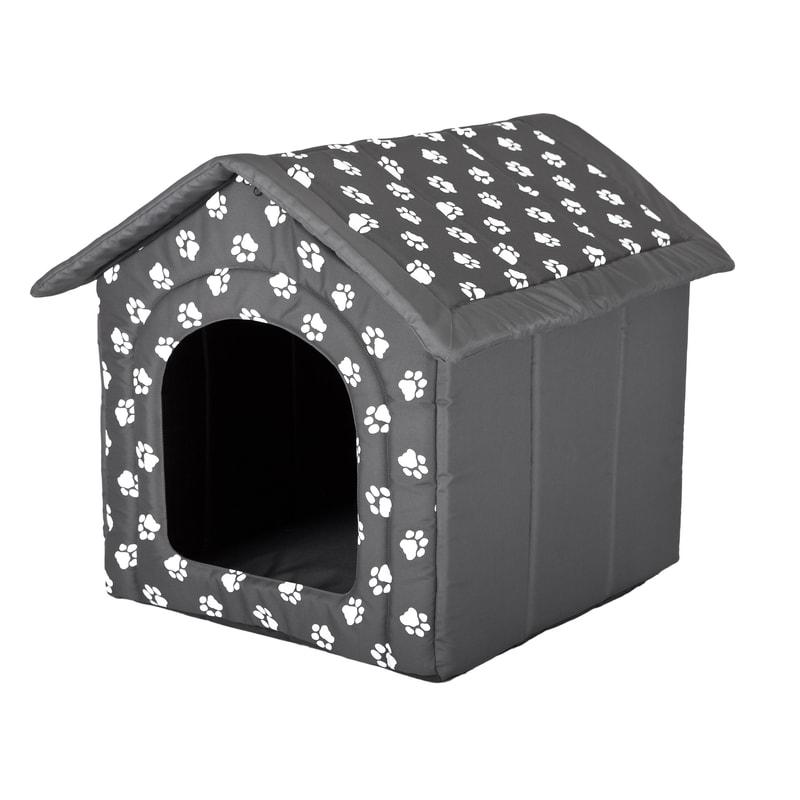 Reedog Domeček pro psa Reedog Grey Paw - M