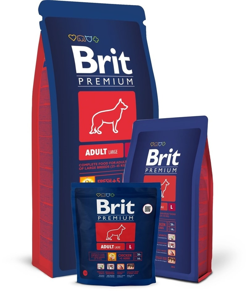 Brit Brit Premium Dog Adult L 15 kg