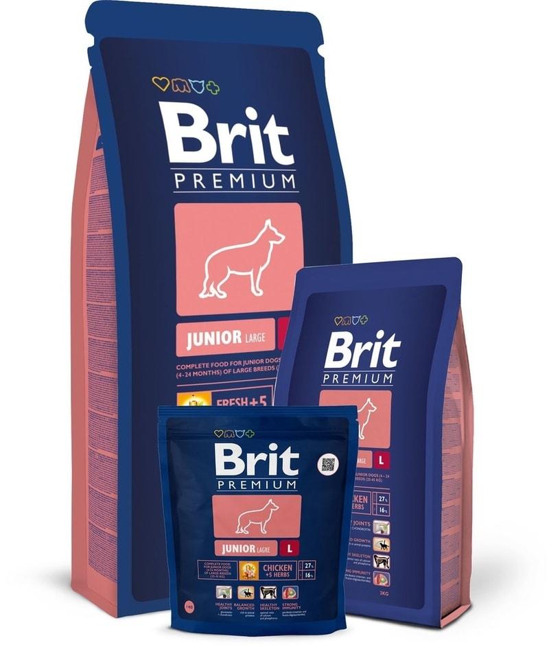 Brit Brit Premium Dog Junior L 15kg