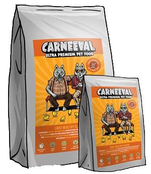 Carneeval Carneeval Light Healthy Classic 2kg