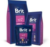 Brit Premium Dog Adult S 3kg