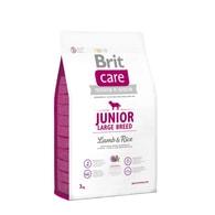 Brit Care Dog Junior Large Breed Lamb & Rice 2x 12kg